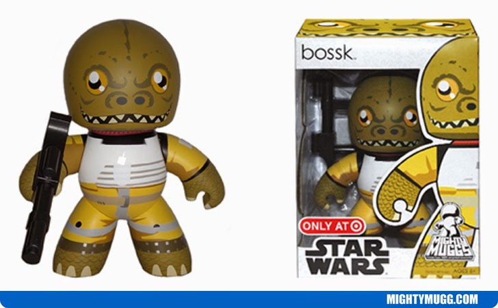 Bossk Star Wars Mighty Muggs Exclusives