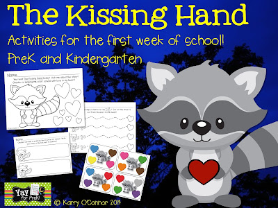 https://www.teacherspayteachers.com/Product/Beginning-of-the-Year-The-Kissing-Hand-activities-for-PreK-and-Kindergarten-1354764