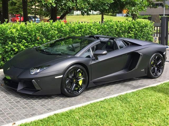 Lamborghini unik terbaru 2015