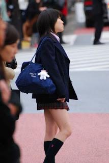 Perbedaan Seragam Pelajar Cewek Jepang Dari Sd Sampe Sma [ www.BlogApaAja.com ]