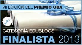 Blog Finalista Premio UBA 2013