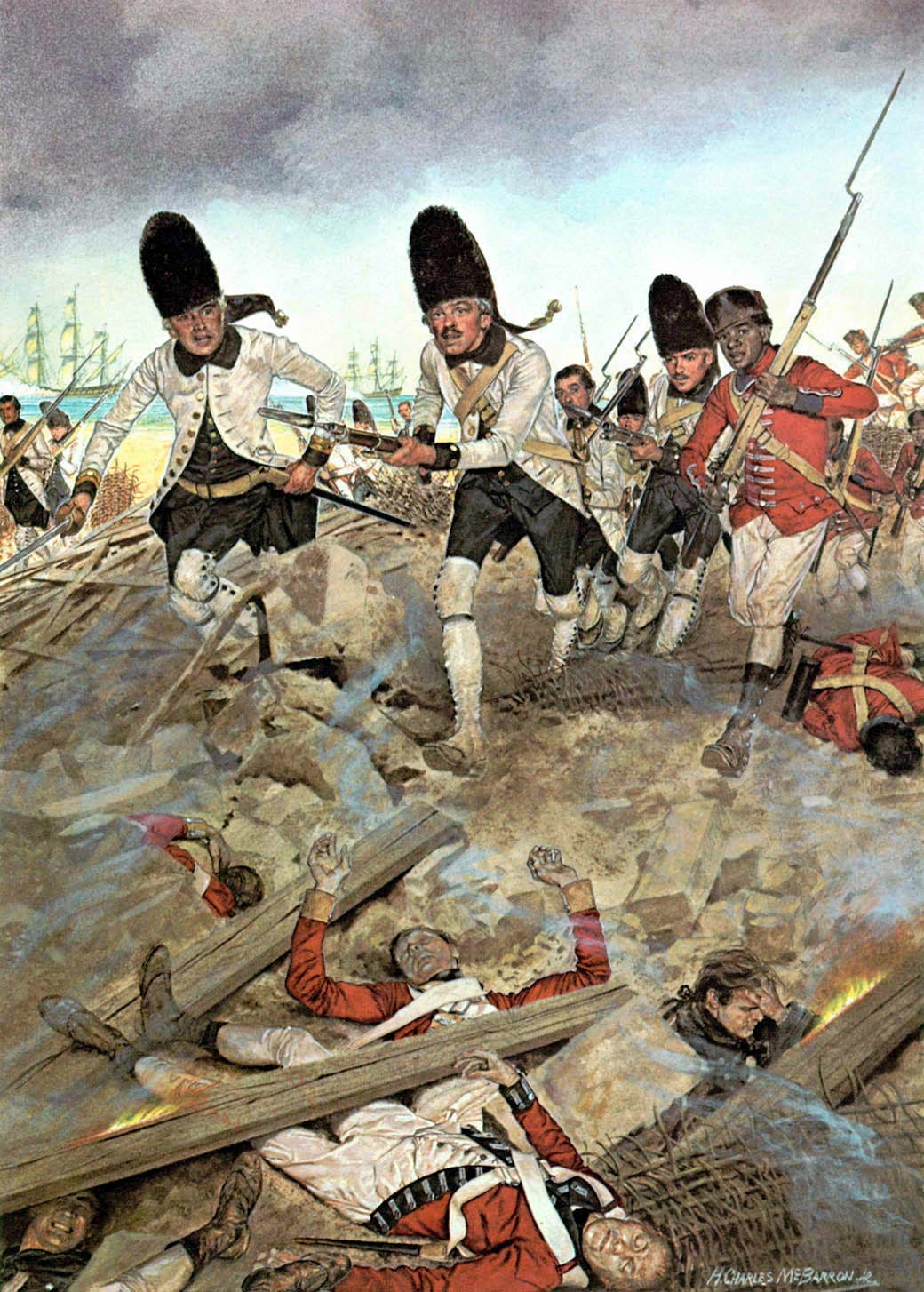 18th Century Warfare