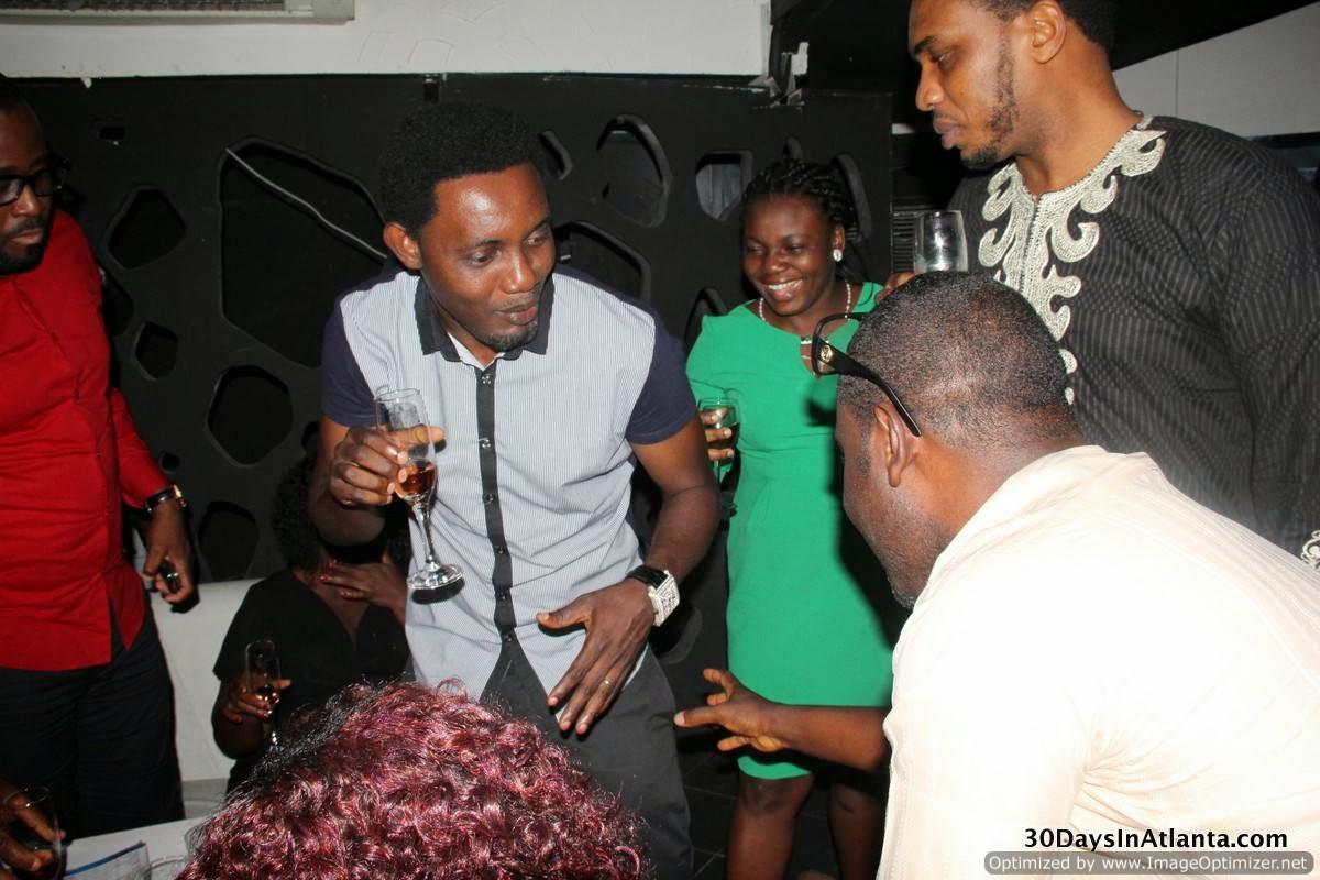 [Photos] Ay Makun's '30 DAYS IN ATLANTA' Breaks Nigeria's Box Office Record!