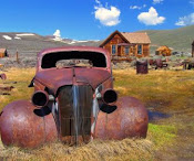 Above the Norm - A trek of urban exploration, photography, the old west, ghosts and ghost towns.