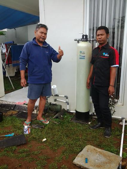 Jual Filter Air Rumah Tangga Fiber