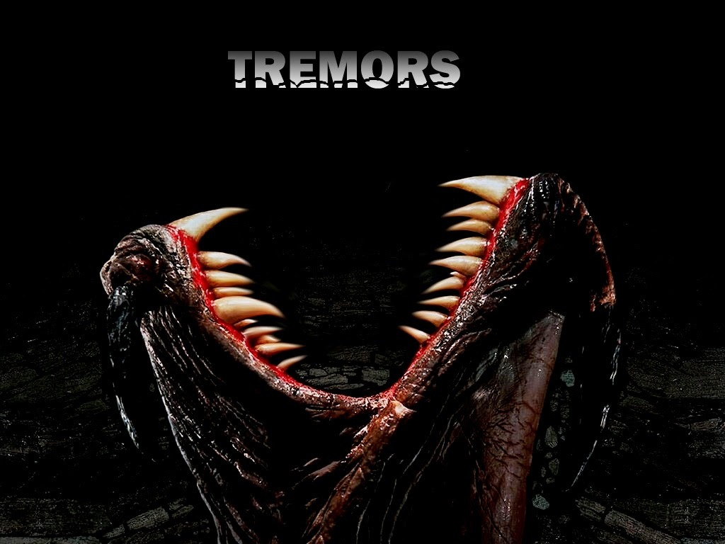 Capa alternativa do filme Tremors