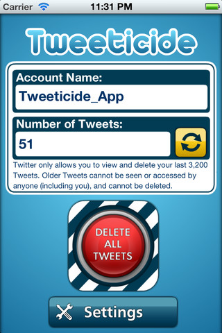 twitter,twitter app,Tweeticide,iphone,apple,twitter background,iphone mobile