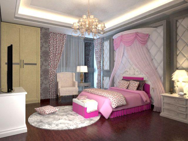 Dormitorios estilo vintage decoracion elegante y rom ntica for Recamaras estilo vintage