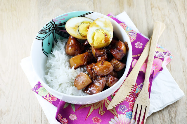 Porc Dinde Caramel Vietnamien