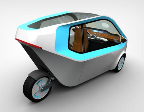 HANDY ELECTRIC CONCEPT VEHICLE