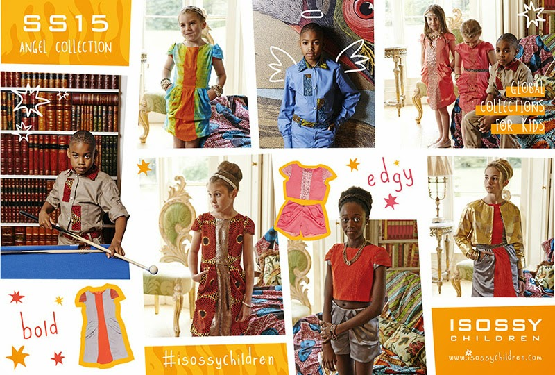 Isossy Children - Global Fashion for Global Kids