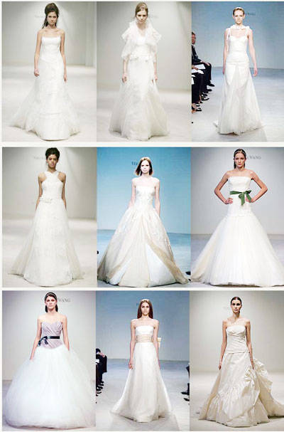 Love Prom dress: Wedding Queen Vera Wang pride of Chinese
