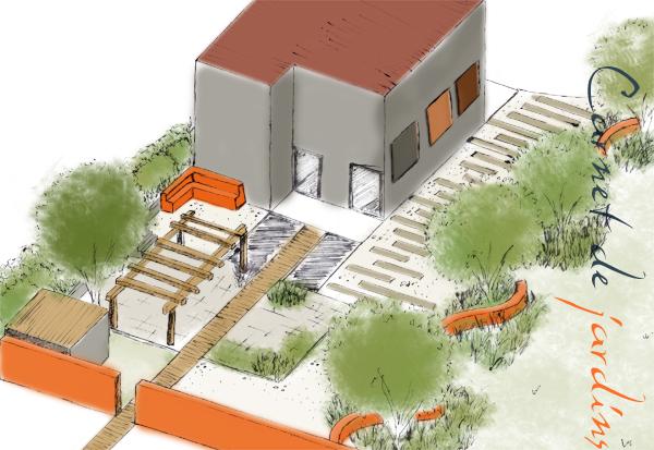 dix vag 39 actions terrasse vivre en orange et gris. Black Bedroom Furniture Sets. Home Design Ideas