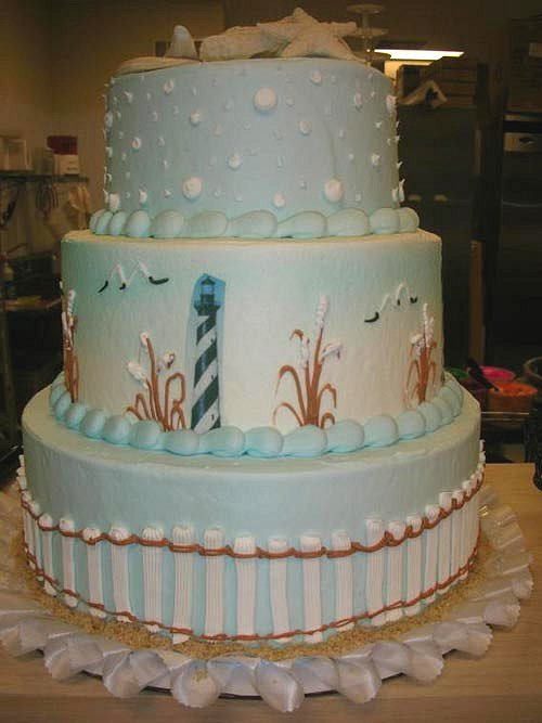 Wedding Cakes Beach Wedding Cakes Photos Weddings Pictures - Beach Wedding Cakes Ideas