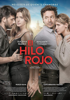 El Hilo Rojo 2016 DVD Custom NTSC Latino