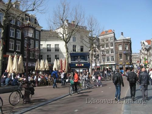 Rembrantplain Amsterdam
