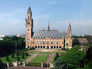 Tempat Wisata Di Belanda - The Peace Palace (Vredespaleis)