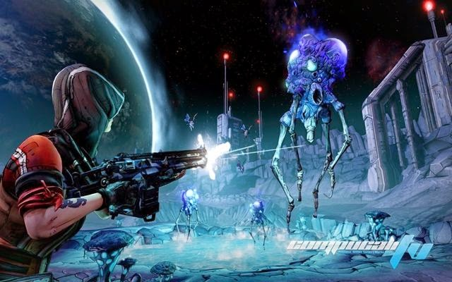 Borderlands The Pre Sequel PS3 Región Free Español