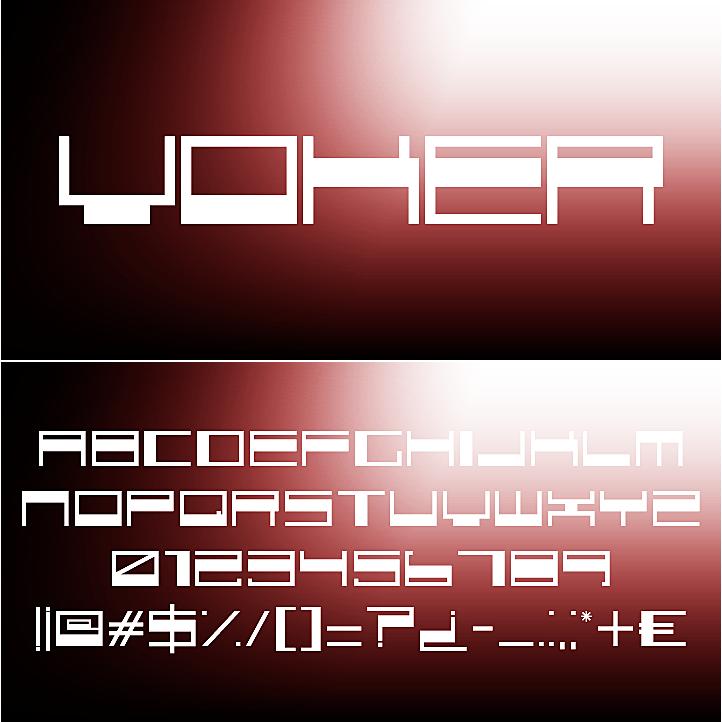 Tipografia Voker