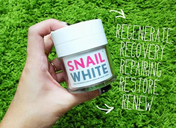 manfaat snail white mist untuk wanita