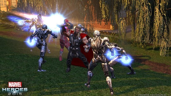 Marvel Heroes 2015 Setup For Free