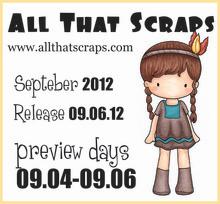 All That Scraps Blog
