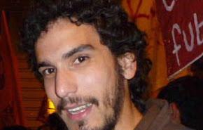 Mariano Ferreyra, 23 años, estudiante y militante del PO