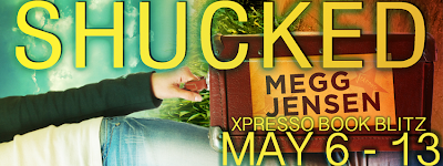 Book Blitz: Shucked by Jegg Mensen