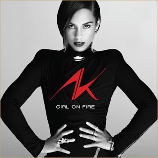 Lirik Lagu Alicia Keys - Girl On Fire