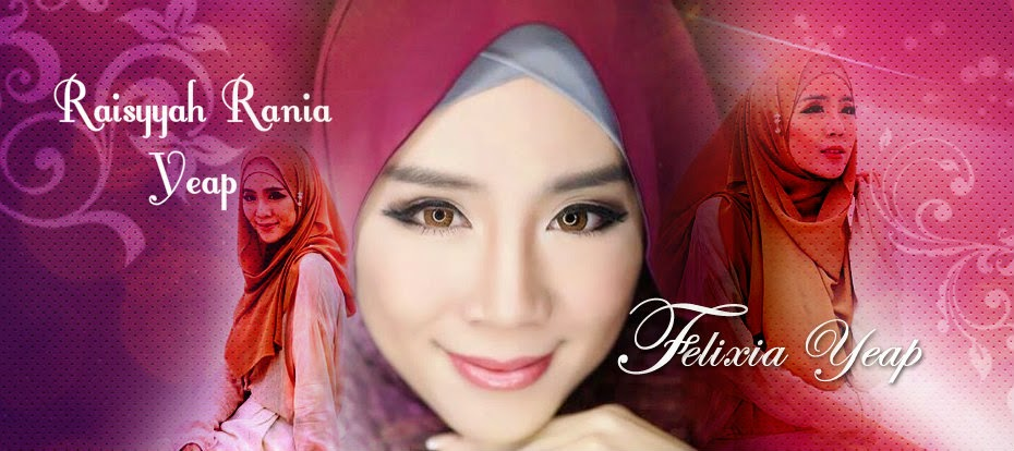 Felixia Yeap's Official Blog