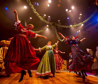 BWW Reviews: GCT's Annual CHRISTMAS CAROL Has a Bright New Look