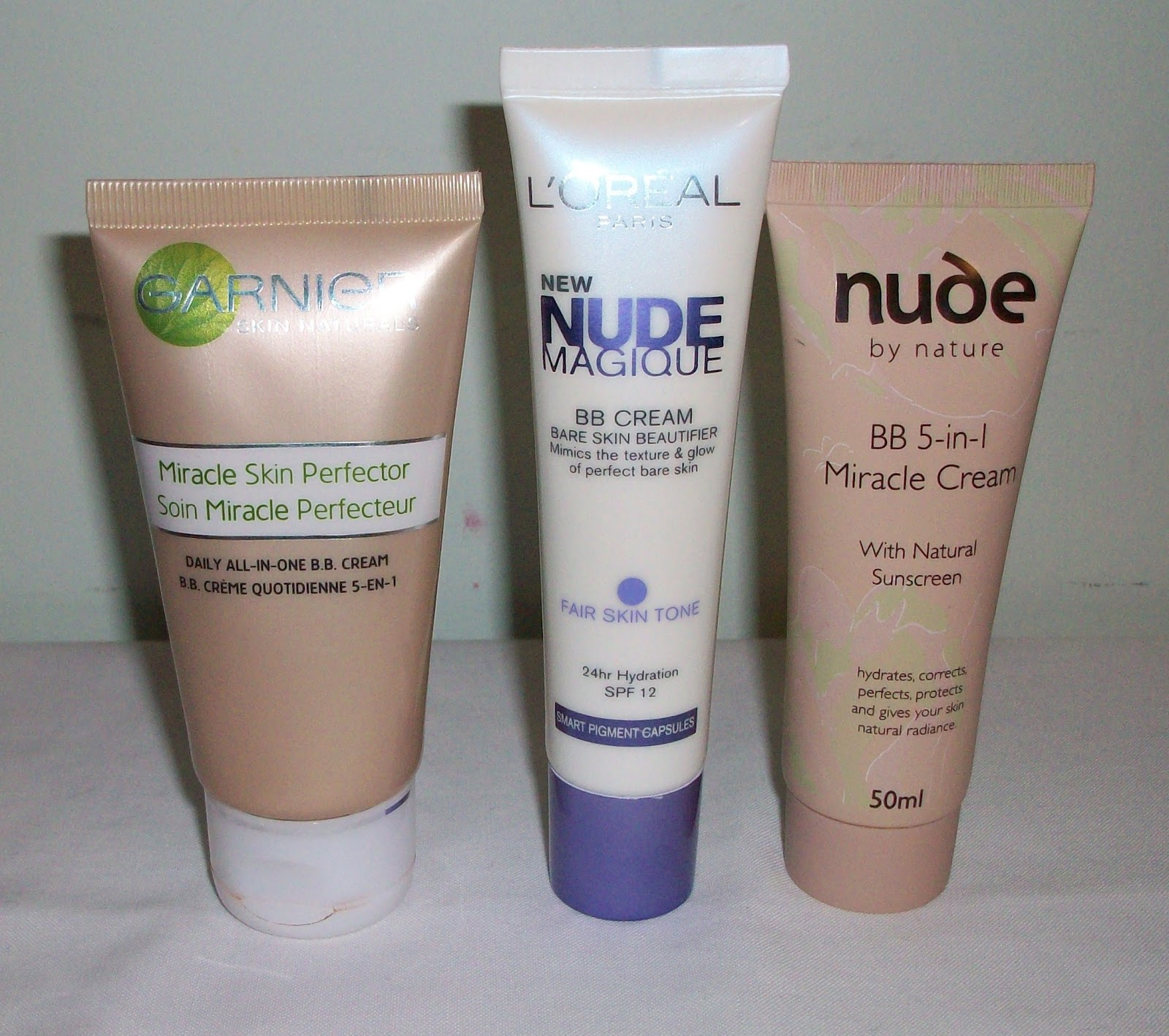 Janes Makeup Blog: BB-Cream Mania. Which ones for you?