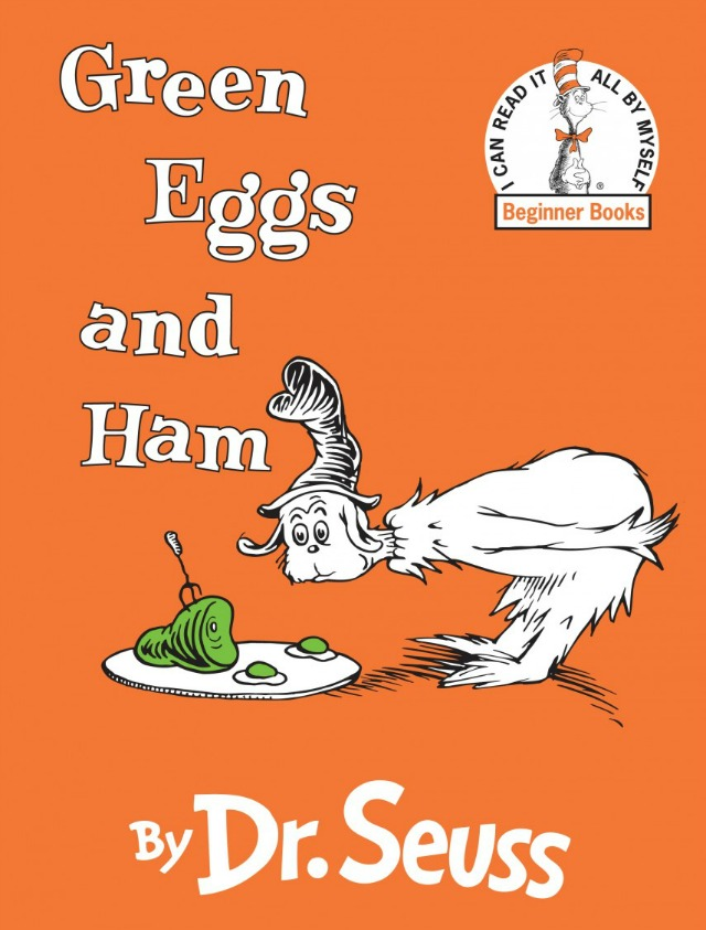 Read // Eat: Dr. Seuss's 'Green Eggs And Ham'