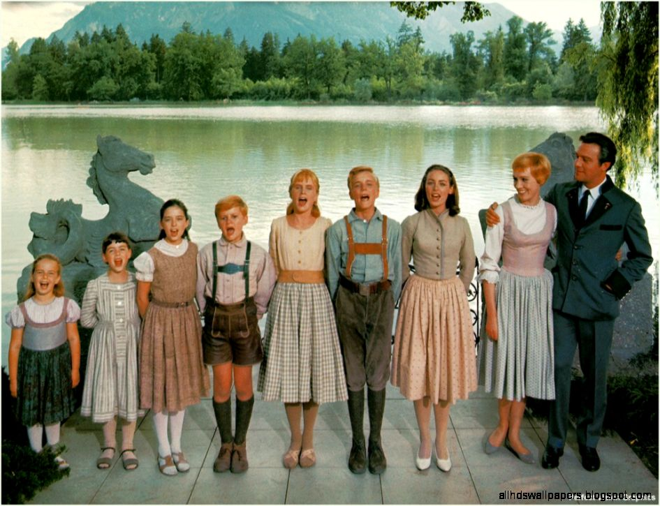 Top 15 Iconic Costumes From The Sound of Music 1965  Frock Flicks