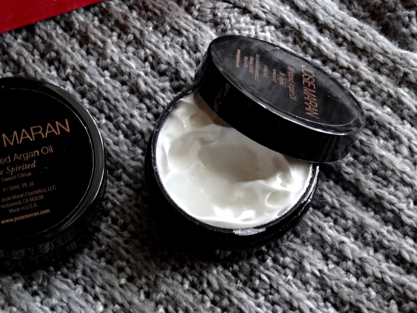 Josie Maran Winter Dreams Whipped Argan Oil Body Butter Duo