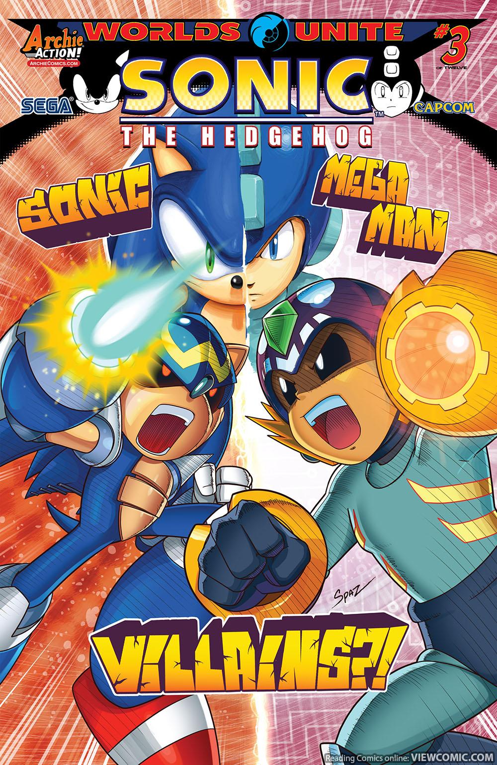 sonic the hedgehog 273 2015 viewcomic reading comics