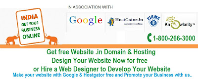 Free website with Domain Name