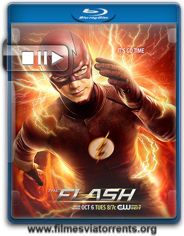 The Flash 2ª Temporada Completa Torrent - BluRay Rip 720p Dual Áudio (2016)