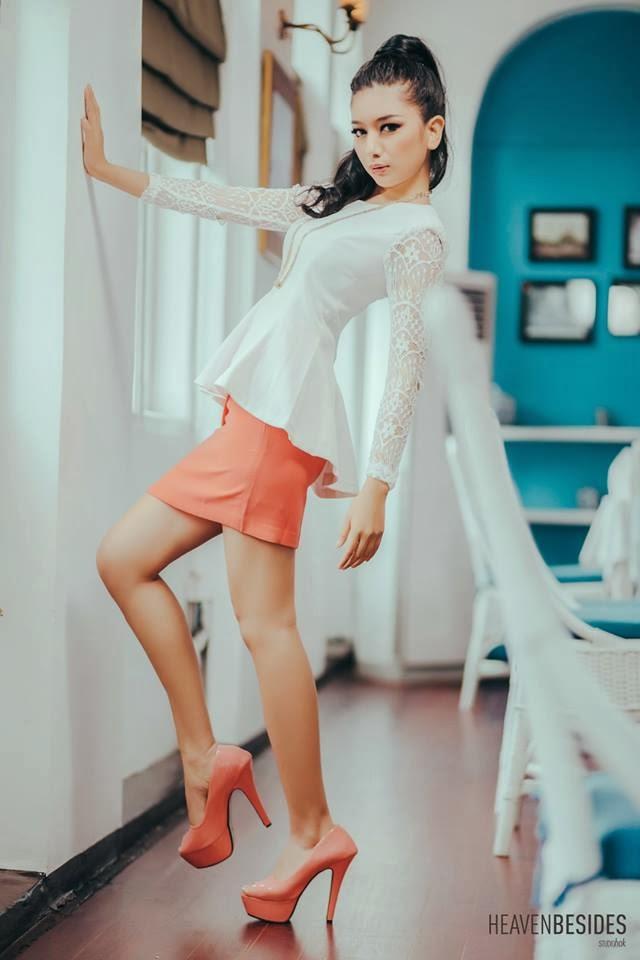 Mo Mo Ko - Myanmar Model