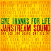JAH STREAM SOUND - GIVE THANKS FOR LIFE APRIL 2013