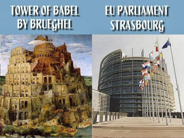 EUROPE THE GREAT BEAST: Europa, the Beast, and Revelation
