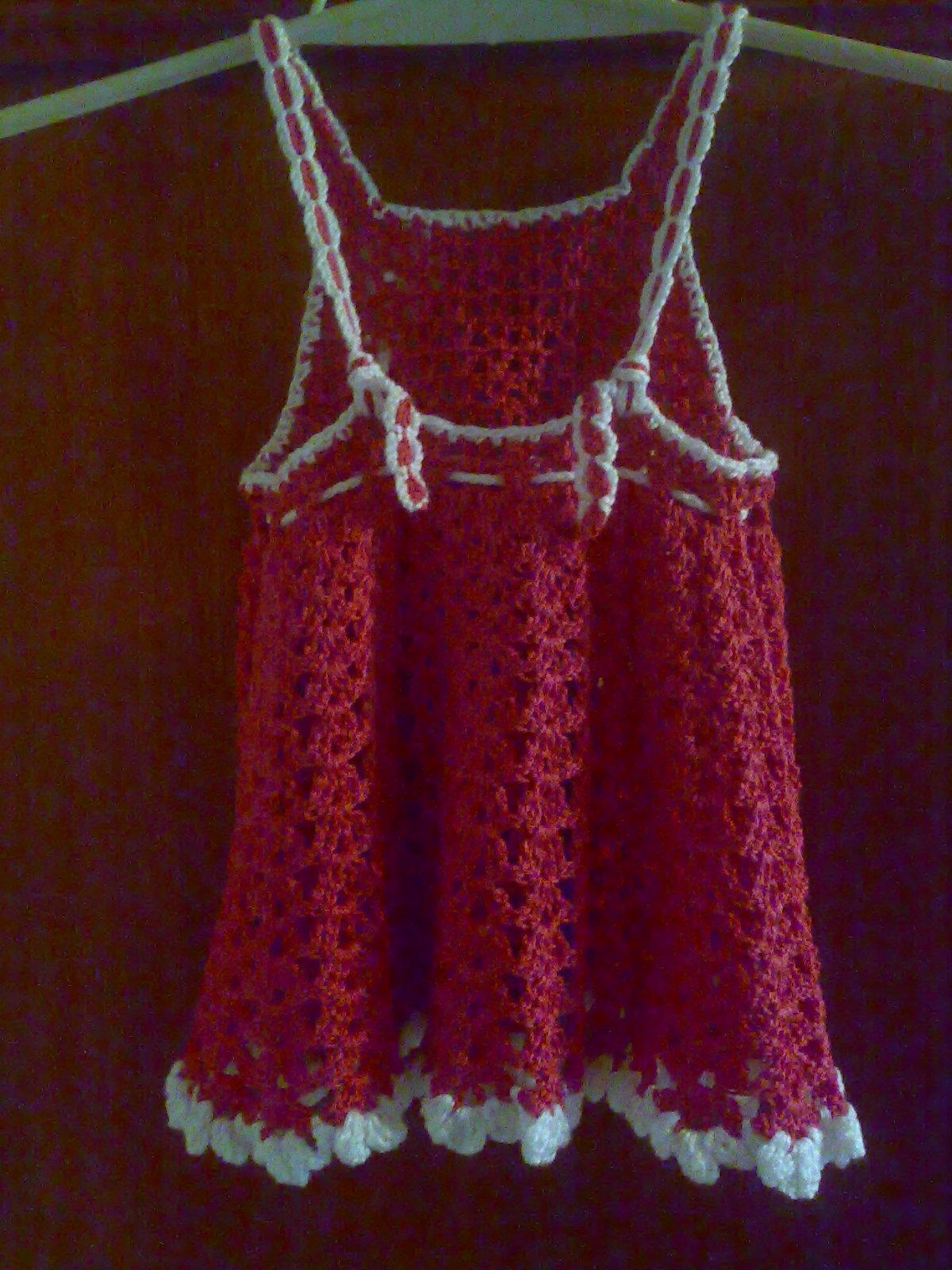 Платье крючком зефирка фото