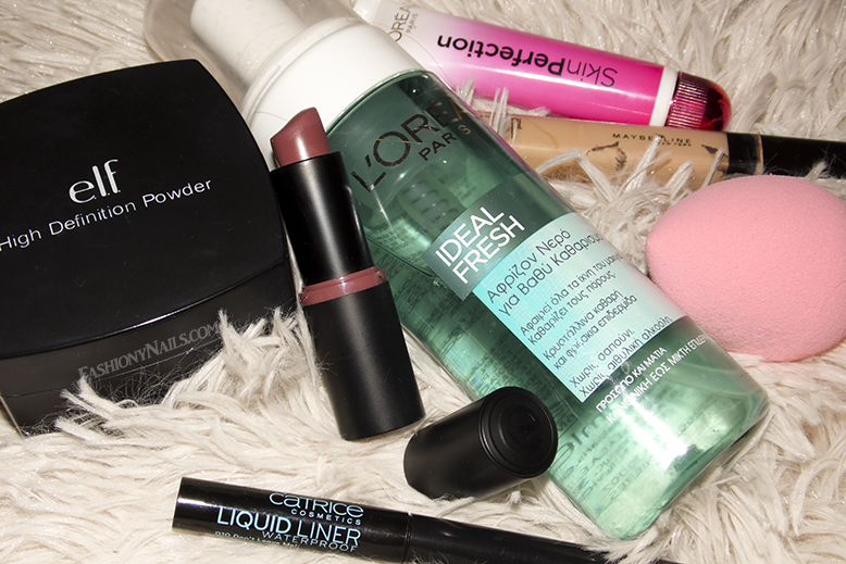 October Beauty Favorites ft L'Oreal, Essence, Catrice