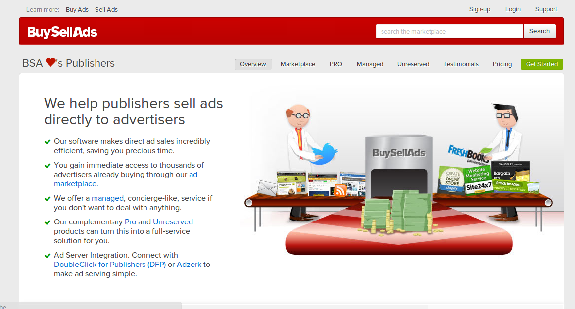 Why Every Website Should Use BuySellAds ~ Helping Bloggers, Helping ...: askwillonline.com/2014/02/why-every-website-should-use-buysellads.html