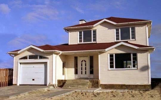 Arquitectura de casas casas americanas tipo canadiense for Casas estilo americano