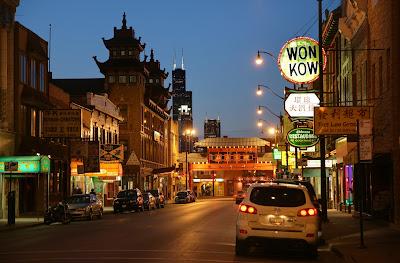 Chinatown, Chcago