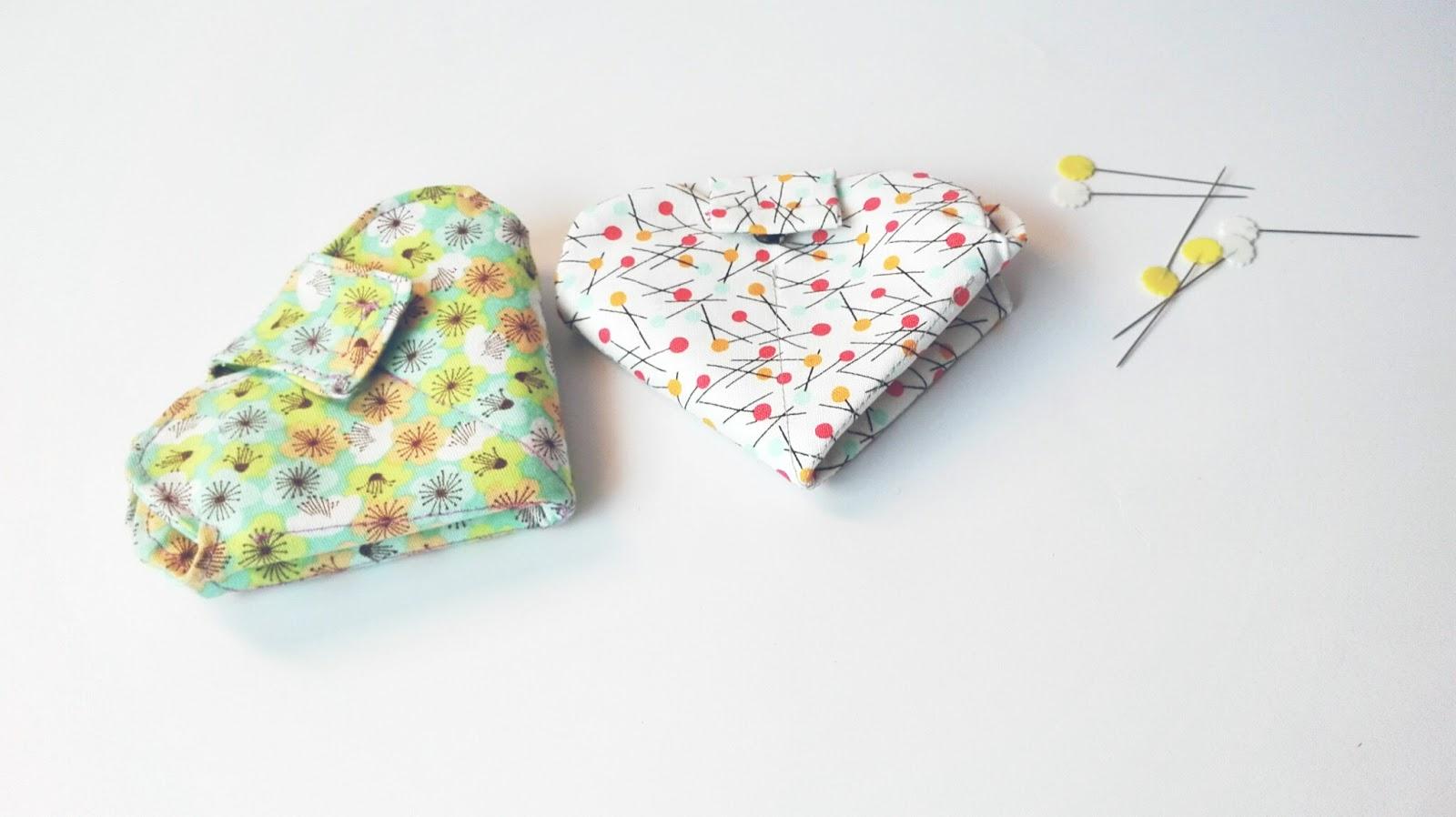 CLASE DE COSTURA: GUARDA AGUJAS - Handbox Craft Lovers | Comunidad ...