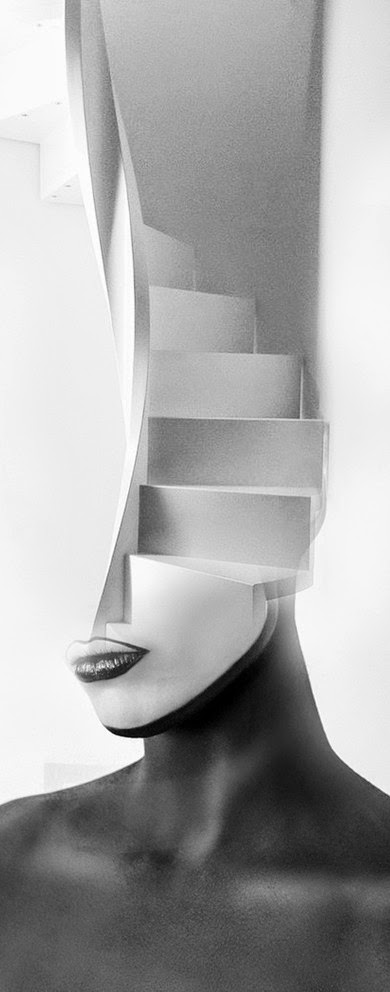16-La-Escalera-Blanca-Antonio-Mora-Black-&-White-Photography-www-designstack-co