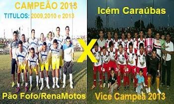 FINAL DA COPA SÃO SEBASTIÃO 2013