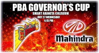 The PBA Governors' Cup is a tournament of a Philippine Basketball Association season. The tournament require teams to hire a single import. The event was usually held as league's third […]